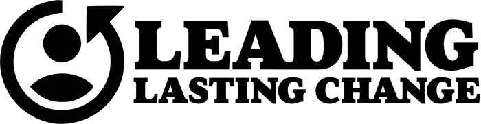 Leading Lasting Change logo